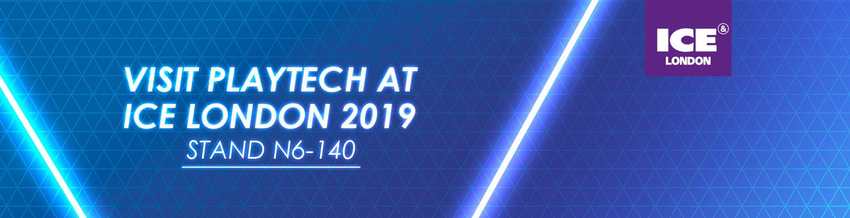 Playtech ICE 2019