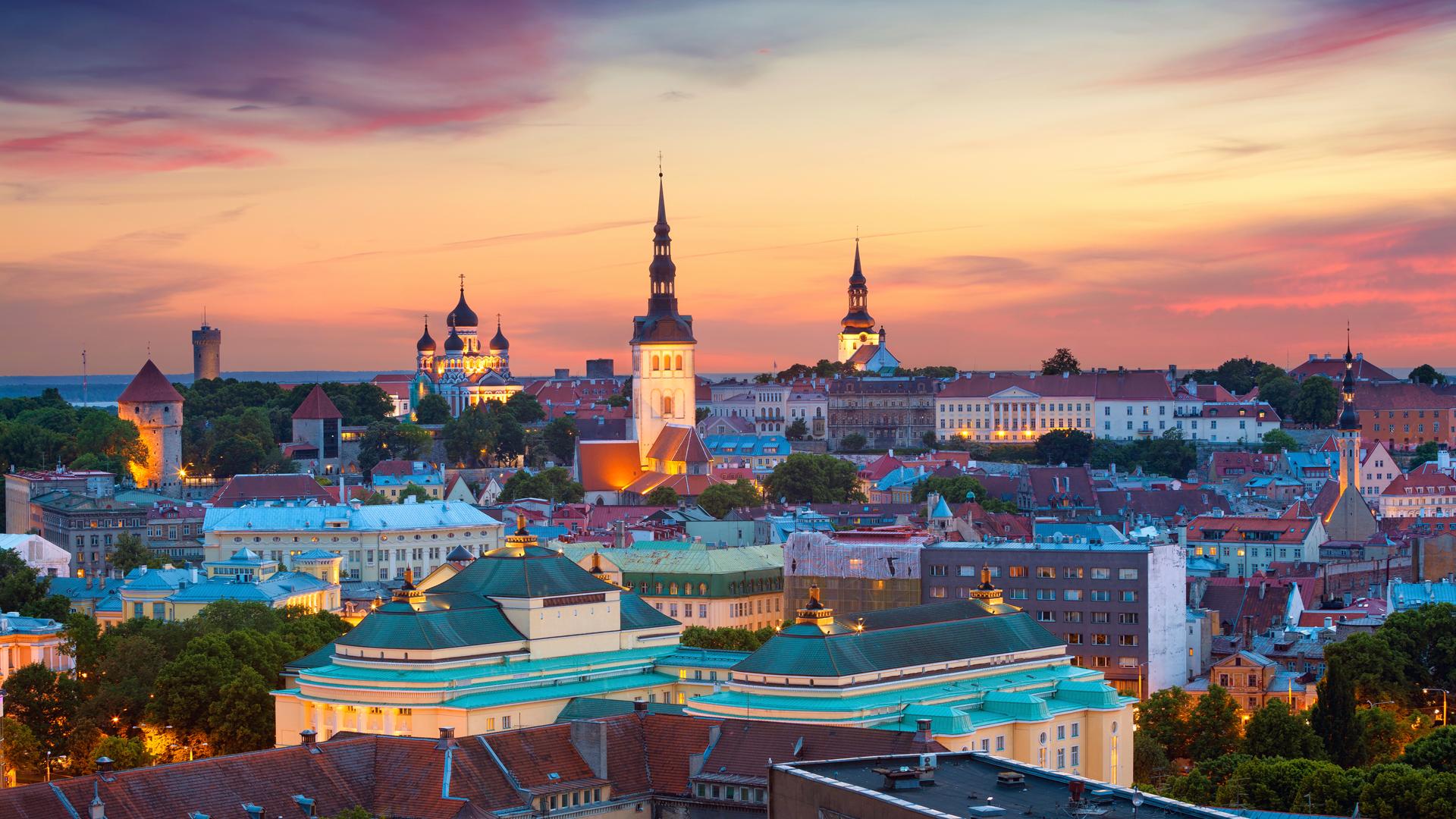 Estonia: Tartu / Tallinn