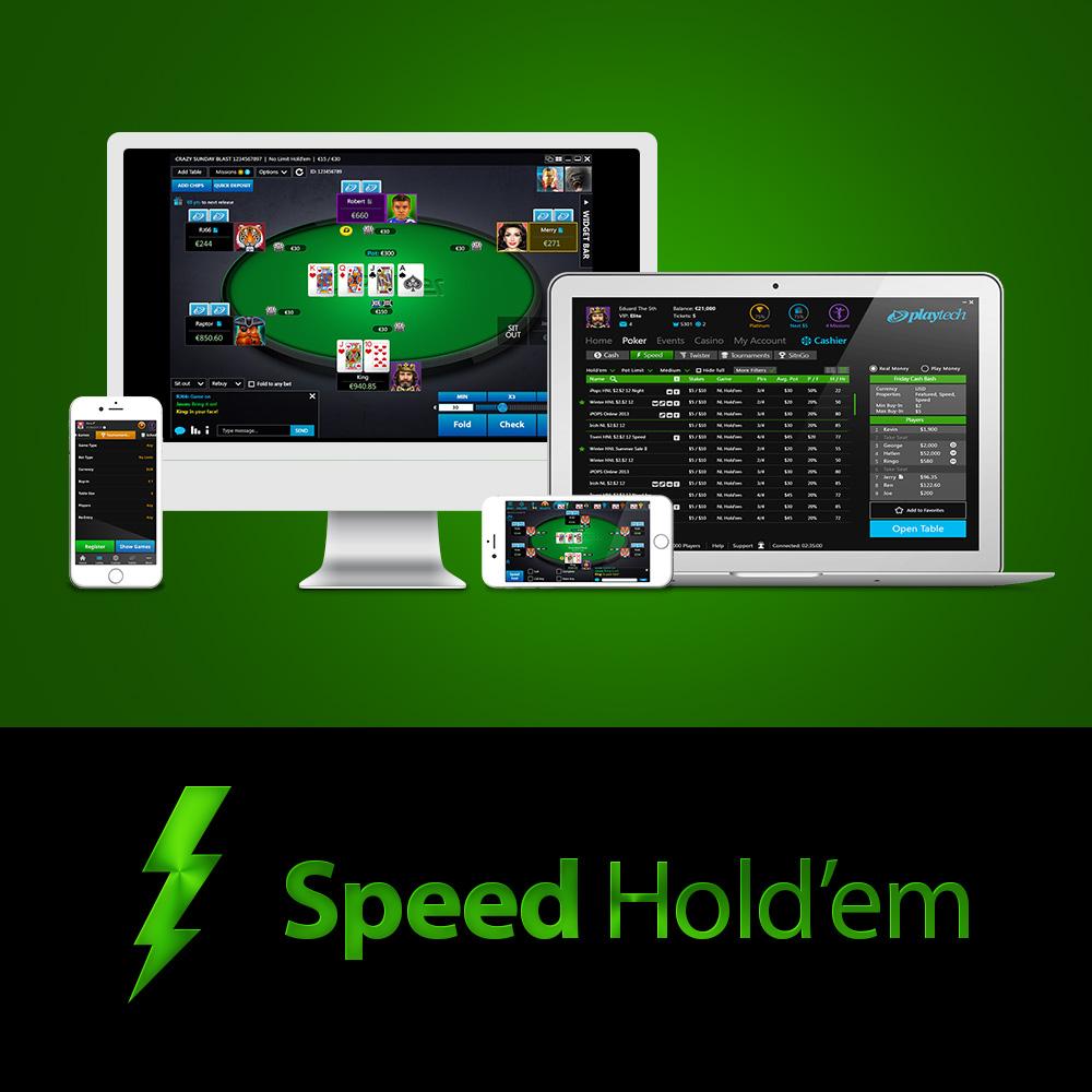 Online Poker Software Custom Poker Rooms Games Mobile