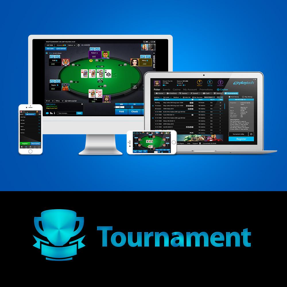Online Poker Software  Custom Poker Rooms, Games, Mobile Poker PlayTech