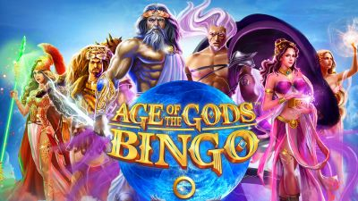 Age of the Gods™ Bingo launches with themed room