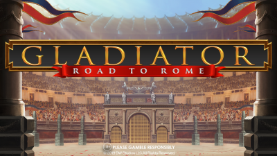 Spain's biggest ever Casino jackpot won – €1.5m on Gladiator: Road to Rome