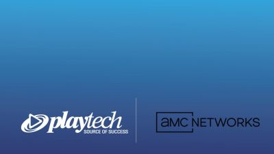 Playtech and AMC Networks Announce Multi-Title Gaming Partnership