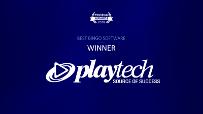 Double win for Playtech Bingo at EGR and WhichBingo Awards