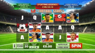 Football fever hits Playtech with Football Stars, Live Trivia and Poker Predictor