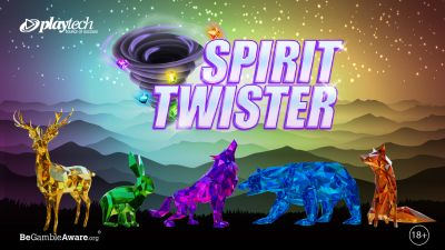 Playtech launches Spirit Twister Bingo