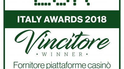 Playtech wins inaugural Casino Platform Supplier Award at EGR Italy Awards