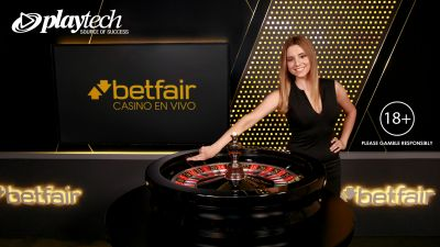 Playtech launches dedicated Live Roulette for Betfair in Spain