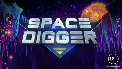 Playtech launches Space Digger slot with unique Game Modifiers